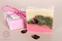 Подарочный набор Luxberry Rose, Herbal, Silk, Lavander